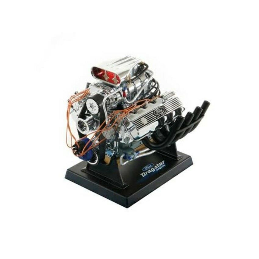 Engine Ford Top Fuel Dragster 427 SOHC Supercharged 1 6 Model by Liberty Classic