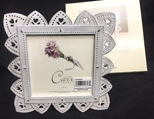 Burnes-of-Boston-Carr-Frames-Giverny-Metals-White-Picture-Frame-5-X-5