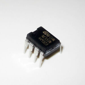 New-20PCS-NE555N-NE555-DIP-8-High-Precision-Oscillator-Timer-IC-Timer-Chip