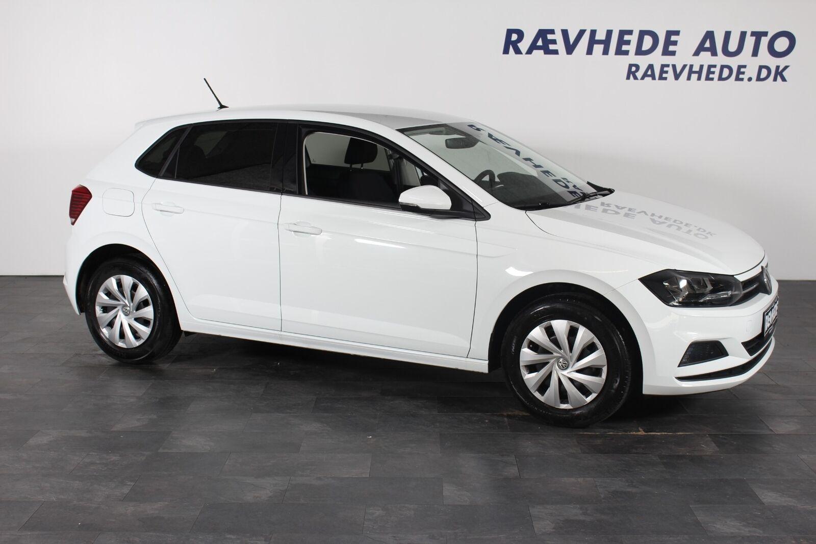 VW Polo 1,0 TSi 95 Comfortline+ DSG