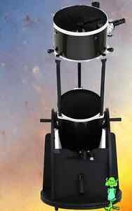 Sky Watcher 10 Inch Collapsible Dobsonian Telescope Free