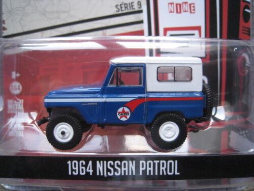 Nissan Patrol  1964  RUNNING ON EMPTY  Greenlight 1:64  OVP  NEU
