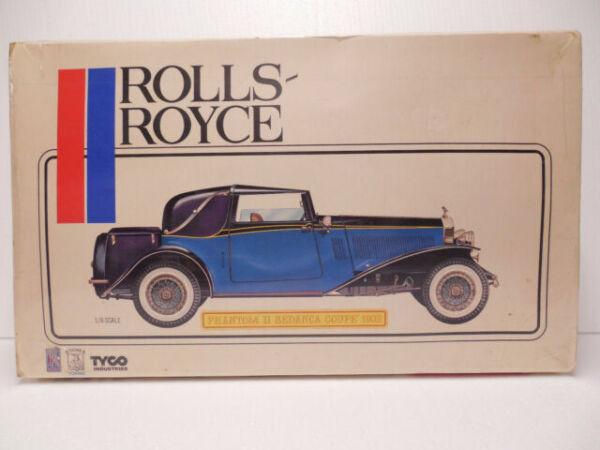 Pocher 1932 Rolls Royce Phantom II Sedanca Coupe 1 8 Th ...