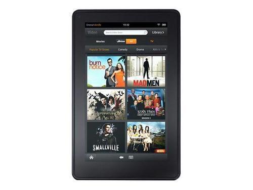 Amazon Kindle Fire HD 7 (1st Generation) 8GB, Wi-Fi, 7in - Black
