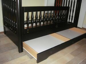 Image Is Loading S Bedroom Furniture Built To Grow Bed Made