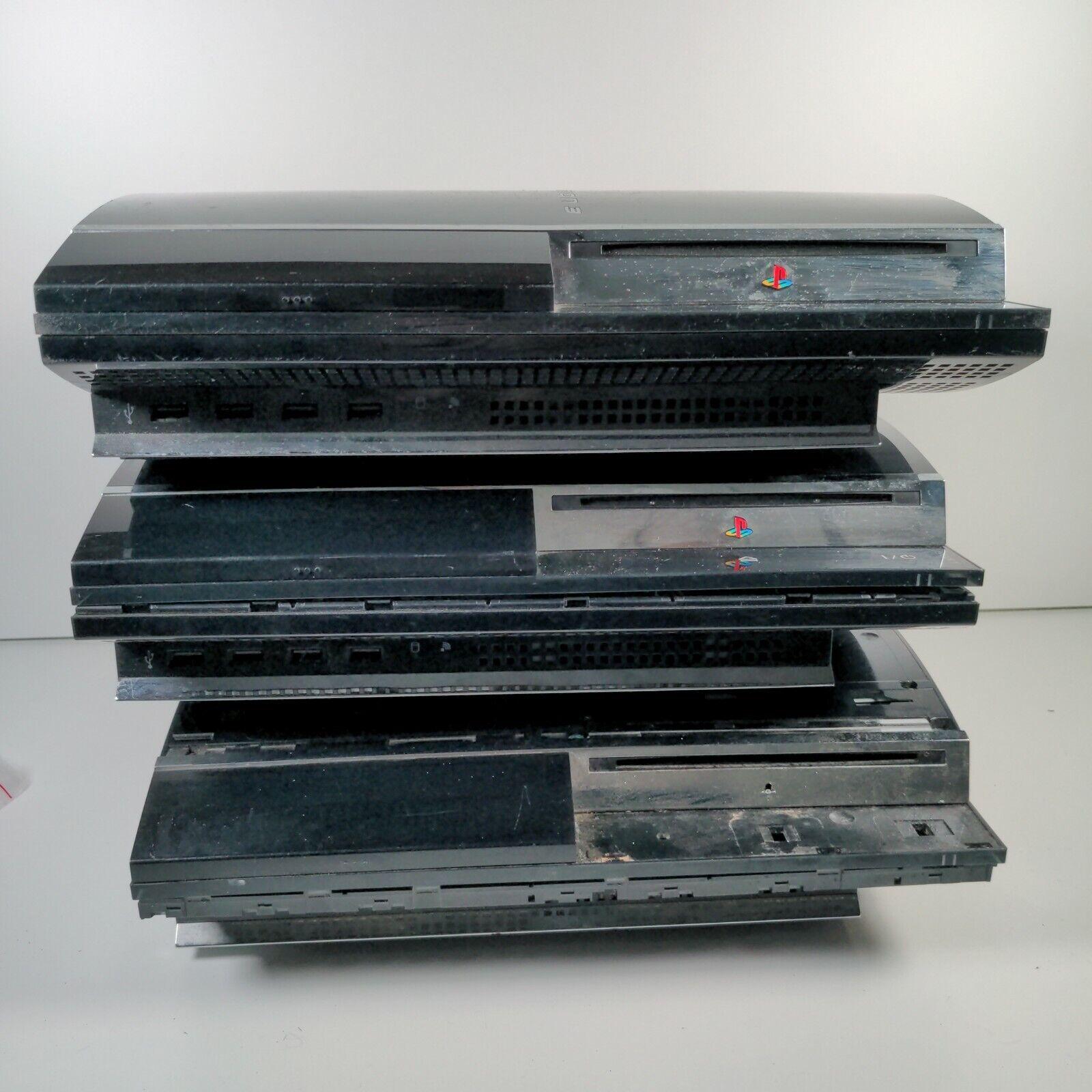 3 x PlayStation 3 PS3 CECH03 Backwards Compatible Spares *Read Description*