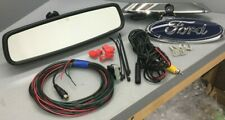 Ford Rvd Backup Camera Rearview Mirror Amp Ford Oval Camera F150 Super Duty Flex Fits Ford