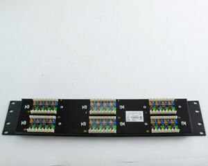 """Ortronics Or-856004904 Patch Panel 24 Ports Patch Panels 19"""" X 3 1/2"""" Unequal In Performance"""