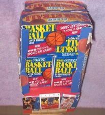 Fleer-1991-NBA Trading Cards-Series-5-Sealed 14 Card Packs POSSIBLE JORDAN