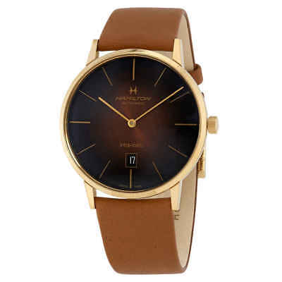 Hamilton Jazzmaster Intra-Matic Automatic Men's Watch H38735501