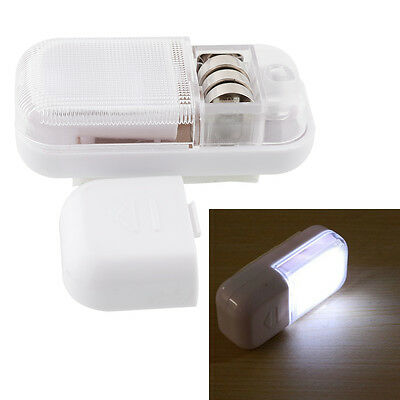 Mini Automatic Magnetic Sensor Wireless LED Light Closet Cabinet Lamp