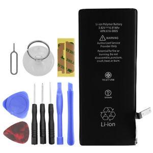 ersatz akku f r original apple iphone 6 batterie battery accu werkzeug ebay