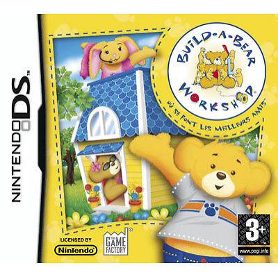 Build-A-Bear Workshop (Nintendo DS, 2008) - European Version