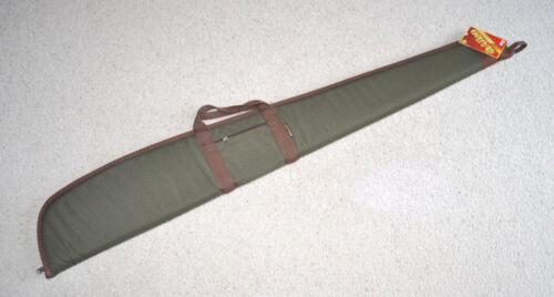 """Brown  514  NEW Allen ShotGun Gun Case 52/"""" Gun Pocket Green"""
