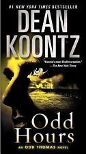 Odd Hours book 4 of the Odd Thomas series Dean Koontz paperback FREE USA SHIP