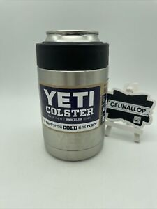 NEW YETI Colster Rambler Insulated Stainless Steel 12 ounce Bottle or Can F SHIP
