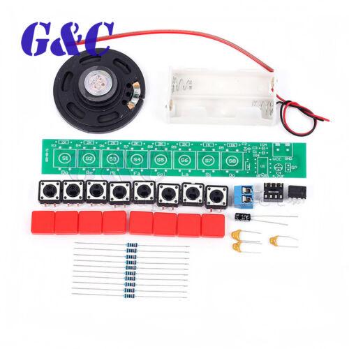 DC 3-12V NE555 Electronic Component Parts Electric Piano Organ Module DIY Set
