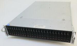 SuperMicro-CSE-216-2U-Server-Intel-E5620-2-40GHz-7-2TB-HD-8GB-DDR3