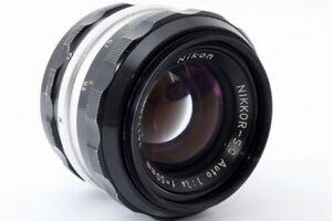 NIKON-NIKKOR-S-C-Auto-50mm-F1-4-Camera-Lens-USED