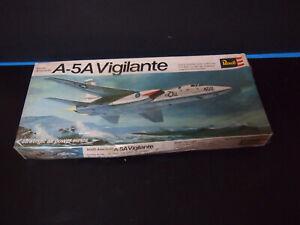 Vintage-Revell-A-5A-Vigilante-Airplane-Kit-H-134-SEALED-Box