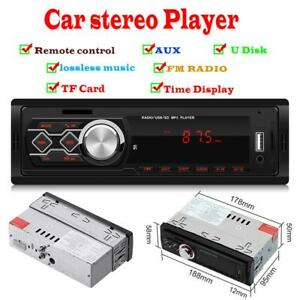 12V-1DIN-Universal-Car-Stereo-MP3-Music-Player-FM-Radio-AUX-IN-TF-Card-U-Disk