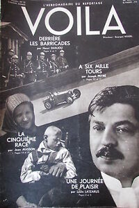 Reports-Photos-Voila-1931-Stone-Laval-Barricades-Roubaix-Racing-Automotive