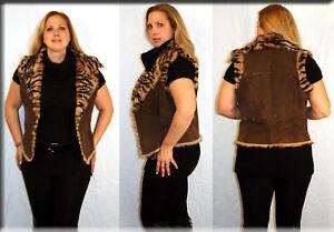 New-Reversible-Leopard-Print-Rabbit-Fur-and-Suede-Vest-Efurs4less