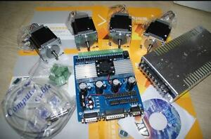 Image Is Loading Top Selling 4axis Nema 23 Stepper Motor 287oz