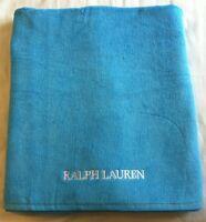 Ralph Lauren Turquoise Beach Towel