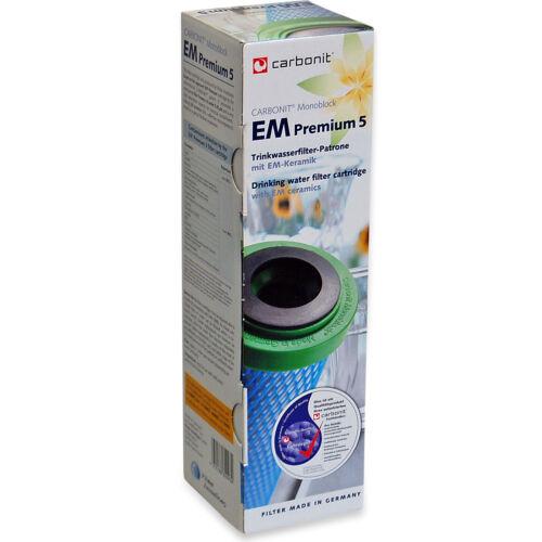 Carbonit NFP Premium EM-5 Filterpatrone Wasserfilter Filter