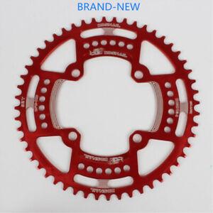 SNAIL 104BCD 32-52T Chainring /& Bolts 7075AL Narrow Wide MTB Bike Chain Ring