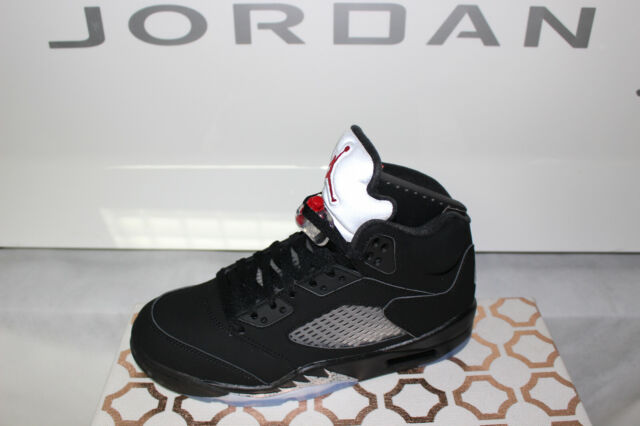 official photos f8cac 09be0 Nike Air Jordan Retro 5 Metallic 2016 OG Size 9 Good 100 Authentic