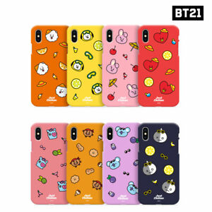 BTS-BT21-Official-Authentic-Goods-Color-Soft-Jelly-Summer-Dolce-Pattern-Series