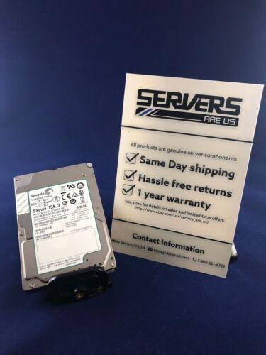 "Seagate 300GB 2.5/"" Hard Drive ST9300653SS 9SW066-881 15K DP 6G SAS"