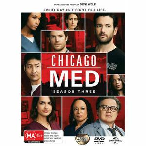 Chicago-Med-Season-3-DVD-NEW-Region-4-Australia