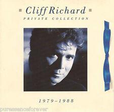CLIFF RICHARD - Private Collection: 1979-1988 (UK 19 Tk CD Album)