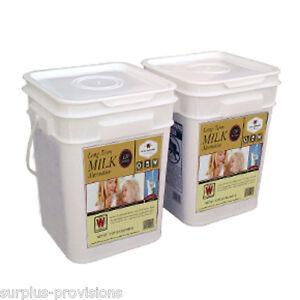 wise dehydrated milk 240 serving long term food storage. Black Bedroom Furniture Sets. Home Design Ideas
