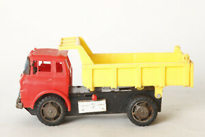 Tin-Toys-Dump-Truck-9-1-8in-Case-Trough-Plastic-119809