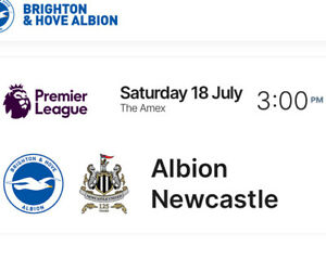 Brighton-v-Newcastle-United-PL-Programme-18-7-2020-Pre-Order-Free-UK-Delivery