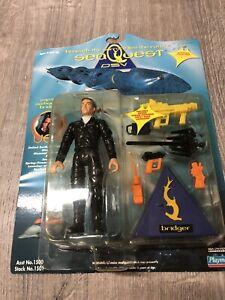 Vintage-Sea-Quest-DSV-s-Captain-Nathan-Hale-Bridger-Action-Figure-1993-New