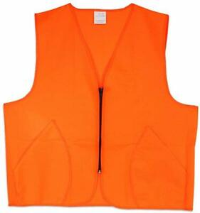 Blaze-Orange-Safety-Hunting-Vest