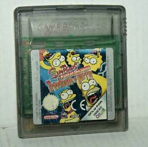 THE-SIMPSON-NIGHT-OF-THE-LIVING-USATO-GAMEBOY-COLOR-EDIZIONE-EUROPEA-GD1-42691