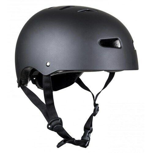 Sushi Multisport Matt Black Dial Fit Helmet Skating Helmet Scooter Helmet