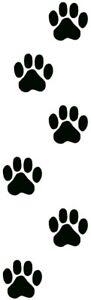 Aufkleber-Katzenpfoten-Hundepfoten-Tatzen-6-Sticker-8X8cm