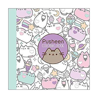 - Pusheen Coloring Book 9781501164767 EBay