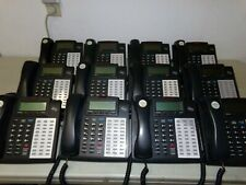 Esi 48 Key Phone H Dfp 30 Button With Stand Charcoalgreat Working Condition