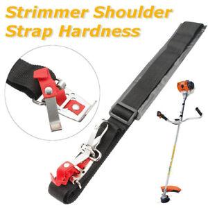 Shoulder-Harness-Strap-Nylon-174cm-With-Hook-Single-Belt-Brush-Cutter-Protector