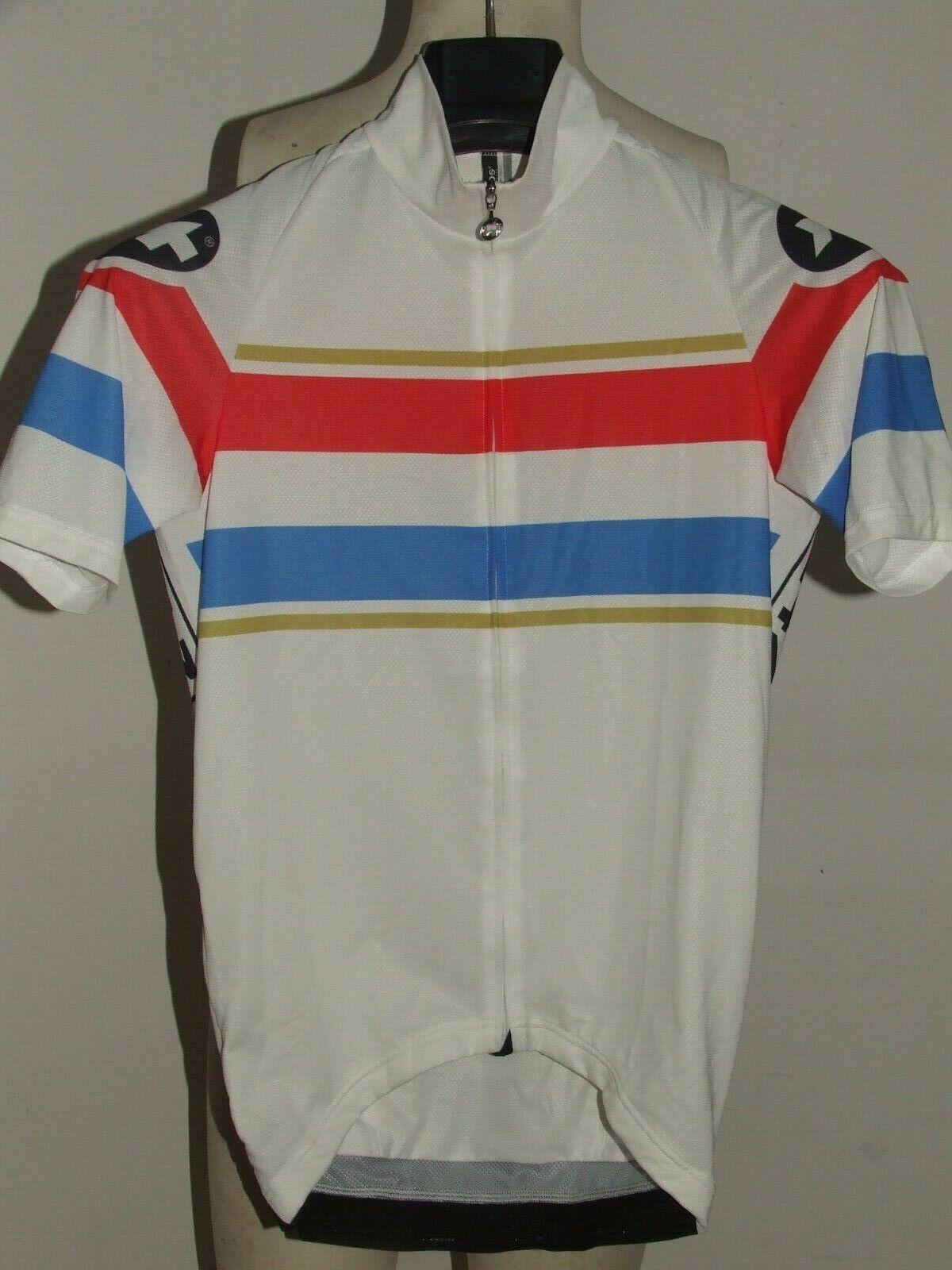 Camiseta Bici Ciclismo Maillot Shirt Ciclismo Sport Assos T.S