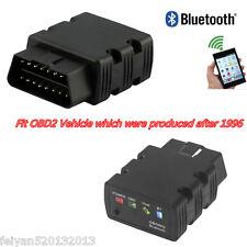 KW902 OBDll OBD2 ELM327 Bluetooth Fault Code Reader Car Diagnostic Scanner Tool