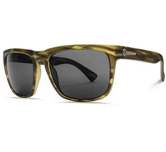 da7297069d NEW Electric Knoxville Sunglasses-Matte Olive Tort-Grey Lens-SAME DAY  SHIPPING!